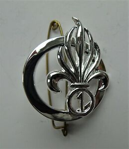 French Foreign Legion 1st Foreign Cavalry Regiment Beret Badge