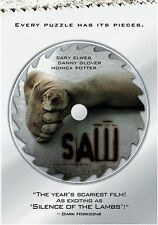 Saw DVD: 1 (US, Canada...) R DVD & Blu-ray Movies