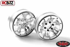 Silver 1.9 Universal Beadlock Wheel D1 Z-W0175 RC4WD Moduler BUILD YOUR WAY