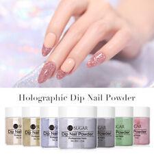 UR SUGAR 30ml Holographicss Dipping Nail Powder Nail Art Dip Glitter Powder Dust