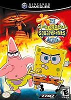 The SpongeBob SquarePants Movie GameCube Game Complete