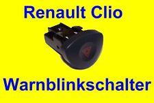 NEU Warnblinkschalter Schalter Renault Clio II 1,2 1,4