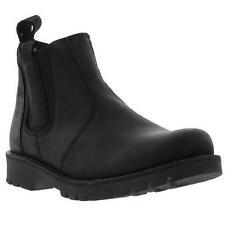 Wrangler Chelsea, Ankle 100% Leather Boots for Men