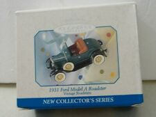 1931 Model A Roadster Hallmark Ornament - 1st in Series