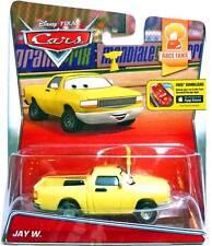 Disney Pixar Cars World Of Cars Jay W Race Fans Series 1:55 Diecast Mattel