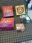 5 Airplane Motor Box Only torpedo,fox k&b boxes only