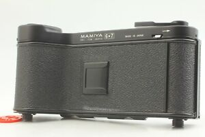 [N MINT] Mamiya 6X9 Roll Film Back Adapter black for Universal Press JAPAN
