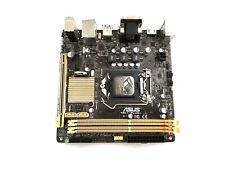 ASUS H81I PLUS Socket 1150 Motherboard Mini ITX No I/O Shield