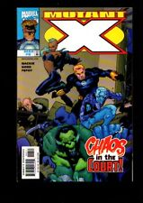 Mutant X US MARVEL COMIC vol.1 # 6/'99