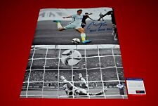 CARLI LLOYD usa womens soccer signed PSA/DNA 16X20 inscribed 2015 fifa poy
