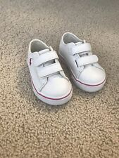 Ralph Lauren Toddler Shoes White/Pink Size 5