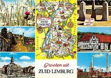 BG5389 groeten uit zuid limburg map cartes geographiques   netherlands