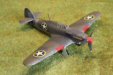 Hurricane MK1 US ARMOUR Franklin 1:48 Metall Flugzeug Mint