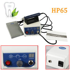 HP65 ODONTOTECNICO Dental Marathon Brushless micromotore w/Handpiece 50K RPM IT