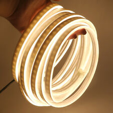 12V 2835 Flexible LED Strip Waterproof Neon Lights Silicone Tube DIY Decor 1-5m