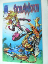 1 x Comic - USA - Stormwatch - Nr. 14 - September - image - englisch - Z.1