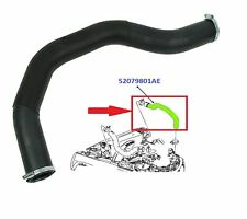 Intercooler Inlet Hose Pipe FOR JEEP Cherokee Liberty 2.5, 2.8, 2.7 CRD