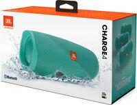 JBL Charge 4 Portable Waterproof Wireless Bluetooth Speaker - Teal