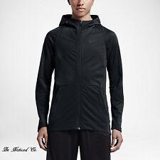 Nike Mujer Hyper Elite BALONCESTO Sudadera Con Capucha Negro XL Casual Gimnasio
