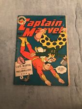 Captain marvel ADVENTURES #34 RARE GOLDEN AGE SEE MY OTHERS!!