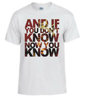 Notorious BIG - If You Dont Know Now You Know / Biggie Smalls - T-Shirt (S-2XL)