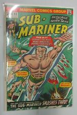 Sub-Mariner #63 1st Series 4.0 VG (1973)