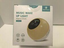 HeimVision Sunrise Alarm Clock, Smart Wake up Light Sleep Aid Digital Alarm Cloc