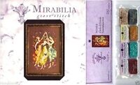 Mirabilia Cross Stitch Chart with Embellishment Pack ~ CIRCLE OF FRIENDS #101