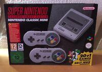 Consola Nintendo Snes Classic Mini- Super Nintendo ( NUEVA)