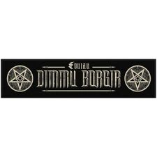 DIMMU BORGIR - Superstrip - Patch Aufnäher Eonian 20x5cm