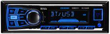 BOSS 611UAB SINGLE DIN BLUETOOTH IN-DASH DIGITAL MEDIA AM/FM CAR AUDIO STEREO