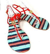 Women's Buckle Flip Flops