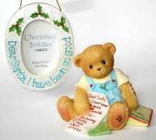 Cherished Teddies - DEAR SANTA BOY 2005 Retired OVP NEU!! - 4002831