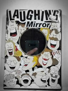 Vintage Joke Laughing Mirror Collectible Gemmy Industries
