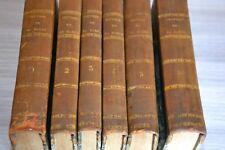 OEUVRES DE M. de LA HARPE, de l'Académie Française, en 6 volumes.1778 / H1