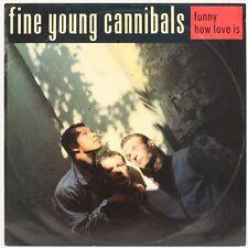 Gracioso como el amor está bien jóvenes caníbales vinyl record