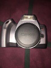 CANON EOS Rebel Ti Silver 35mm SLR Camera