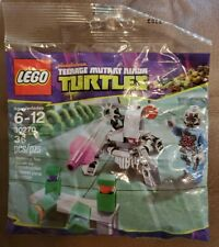 LEGO 30270 TMNT Kraang's Turtle Target Practice New Teenage Mutant Ninja Turtles