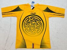 Official Licensed Rinat Goalkeeper Jersey Yellow Short Sleeve