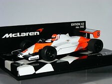 Minichamps MCLAREN FORD MP4/1C NIKI LAUDA 1983 USA OVEST GP MLC-140 1/43