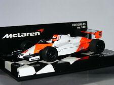 Minichamps McLaren Ford MP4/1C Niki Lauda 1983 USA West GP MLC-140 1/43