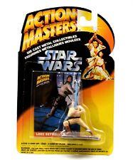 Star Wars Action Masters Die Cast Metal Collectibles - Luke Skywalker Figurine