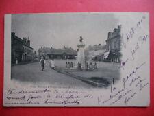 FORGES-LES-EAUX  :   La Place Brévières............VO.1902.
