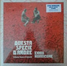 Ennio Morricone This Kind of Love (Questa Specie D'Amore) Soundtrack LP btf.it