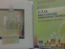 C.T.U. BANCA DATI DEL CONSULENTE TECNICO