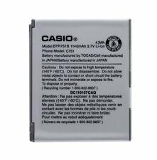 OEM Casio BTR751B 1140 mAh Replacement Battery for  GzOne Ravine C751