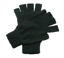 TRG202 Regatta Professional Fingerless Mitts Gloves  Black - One Size
