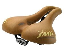 Selle SMP Martin Touring Cycling Saddle Brown XL Wide Split Bike Bicycle Seat