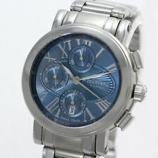 Stainless Steel Tourneau Gotham Pacifica Date Chronograph Automatic Wristwatch