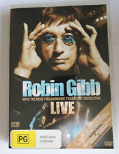 dvd robin gibb